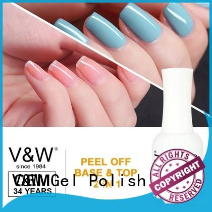 VW top uv gel nail dryer for party