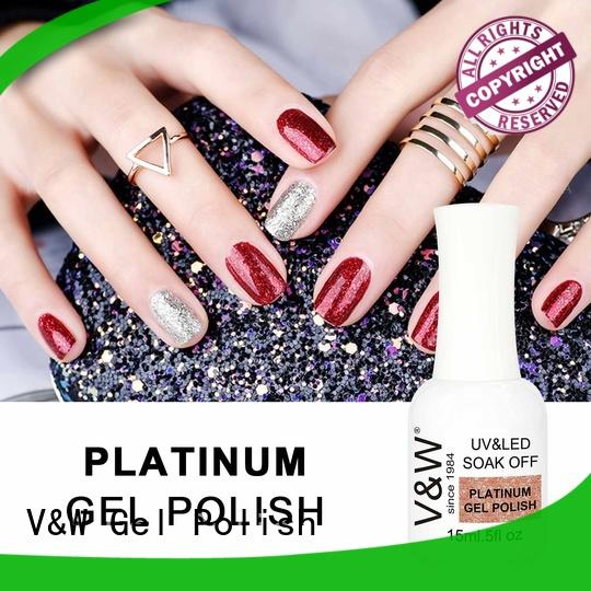 VW long lasting best uv gel polish eco friendly for daily life