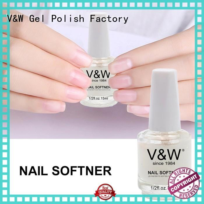 Gel Nail Polish Manufacturers gel remover softner VW Brand company