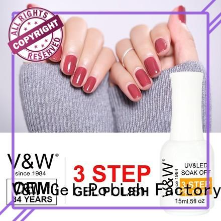 VW quick dry nail polish makers mood changing for office