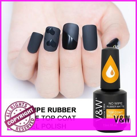VW odorless top nail polish brands manufacturer for office