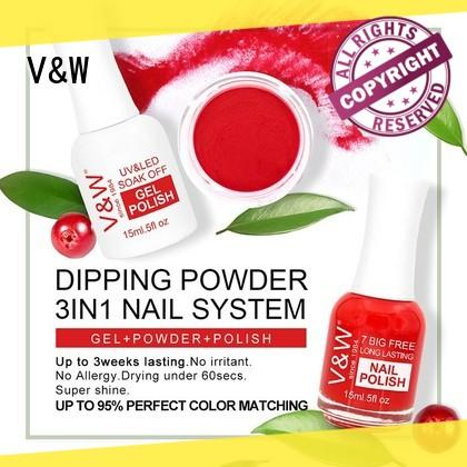 VW dippingacrylic where can i buy chrome powder for nails soak off for office