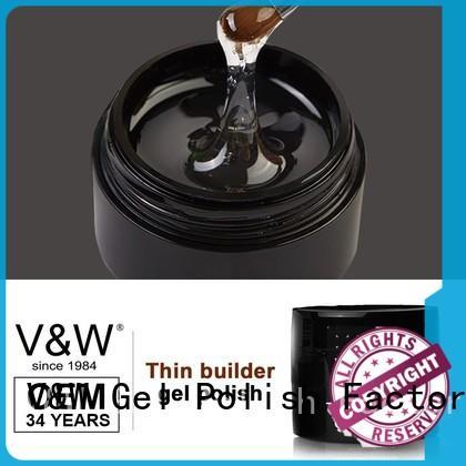 VW builder uv nail dryer manufacturer for party