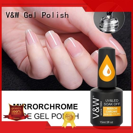 Custom burn slip Gel Polish Wholesale VW accessory