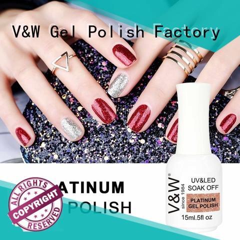 VW odorless uv nail varnish for shopping