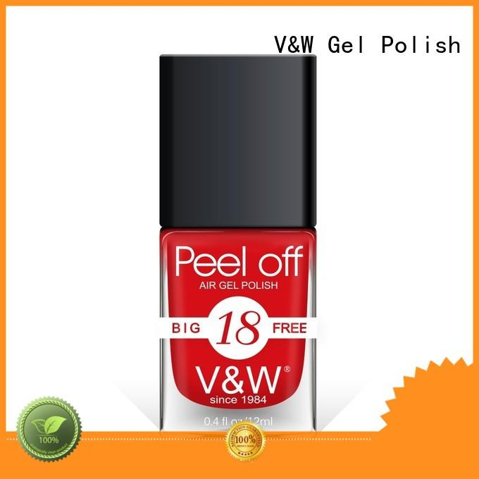 VW free pro gel nail polish esay remove for home