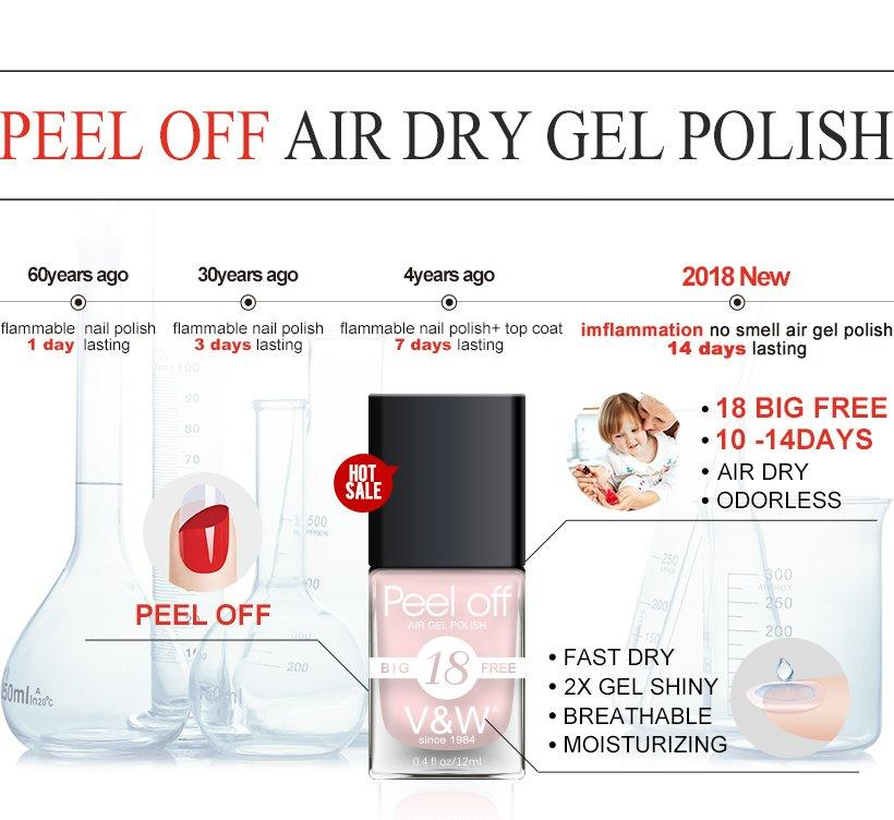 VW-Air Day Moisture Base Coat And Top Coat 2in1 | Nail Polish To Gel Factory-1