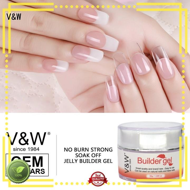 UV Gel Polish Wholesale grow crystal Gel Polish Wholesale VW Brand