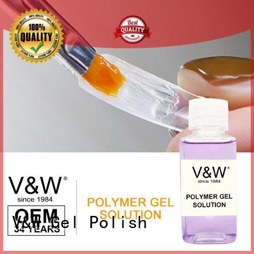 VW Brand paints top grow UV Gel Polish Wholesale
