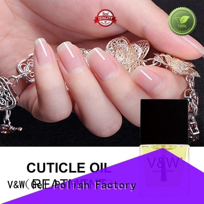 effect using gel nail polish salon for home VW