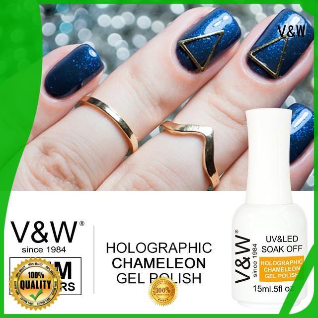 liquild uv gel nail polish for party VW