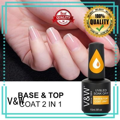 VW sculpture gel uv nail mood changing for party