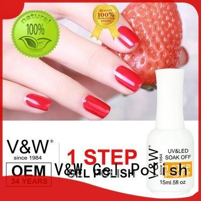 VW Brand lacquer primer(for eye Gel Polish Wholesale