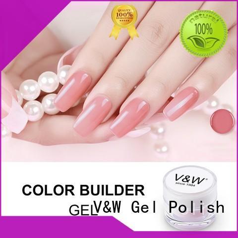VW Brand velvet matte fast Gel Polish Wholesale manufacture