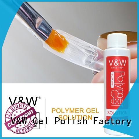 VW pigment uv builder gel manufacturer for wedding