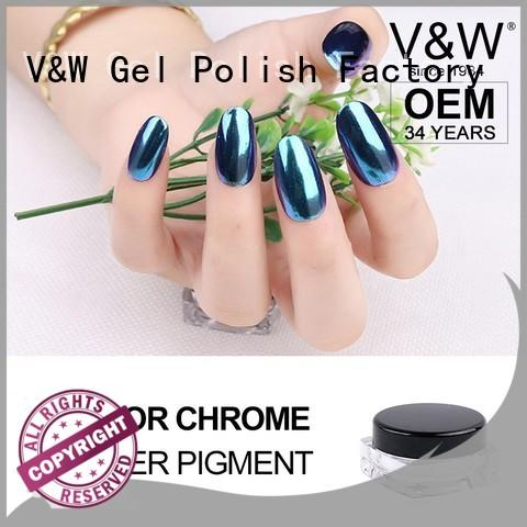 VW odorless uv gel nail colors for sale for party
