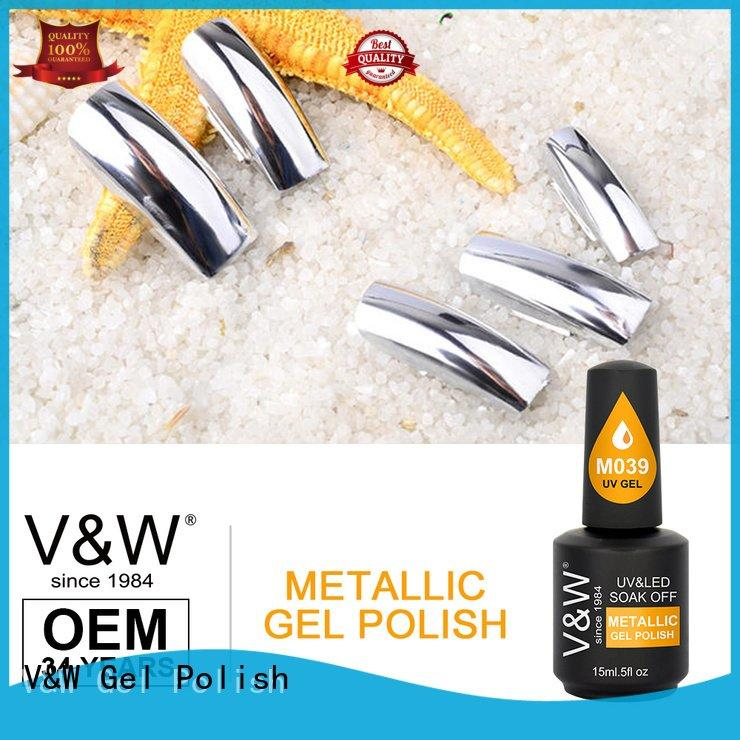 VW Brand extensions rubber Gel Polish Wholesale matte buffer