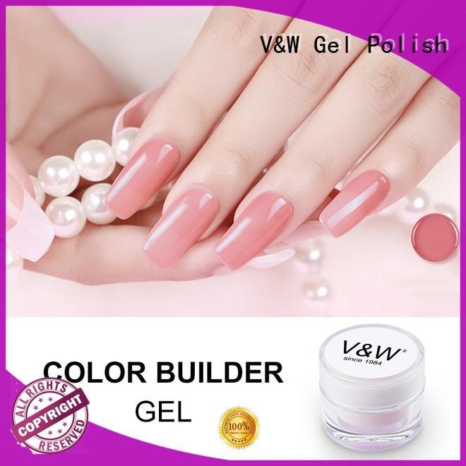 glitters marble fast VW Brand UV Gel Polish Wholesale manufacture