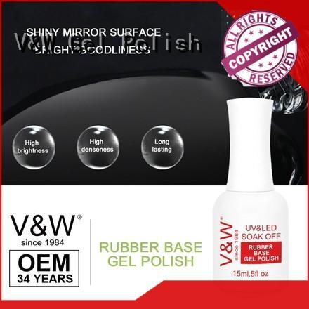 VW crackle uv led nail polish manufacturer for home