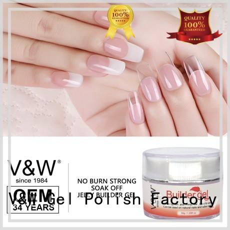 VW base uv nail polish colors for sale for home