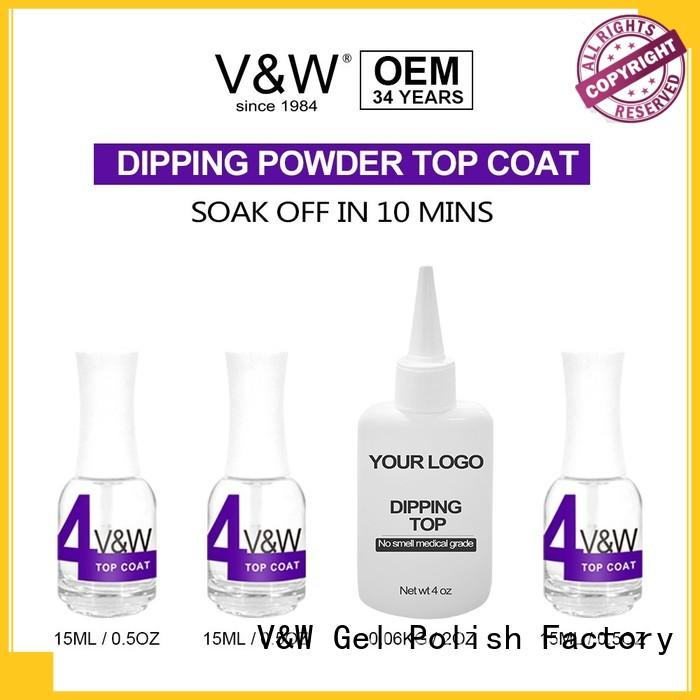 VW durable dip it nail system supply for wedding