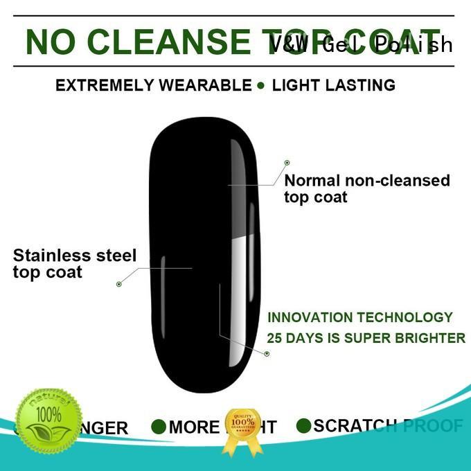 VW odorless cheap uv gel nail polish manufacturer for shopping
