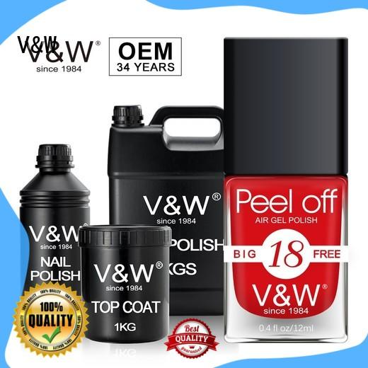 VW gail nail polish eco friendly for wedding