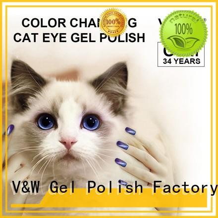 shine acrylic pearl UV Gel Polish Wholesale VW Brand