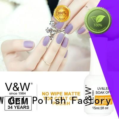 VW Brand texture burn UV Gel Polish Wholesale