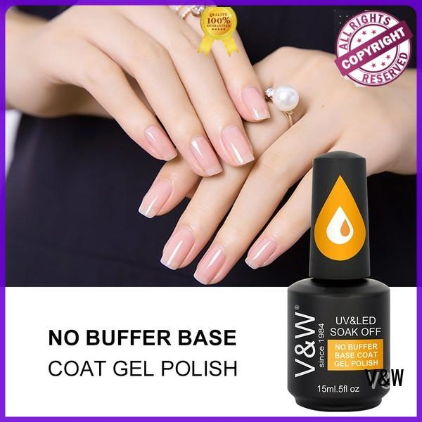 VW best uv gel nail colours for party