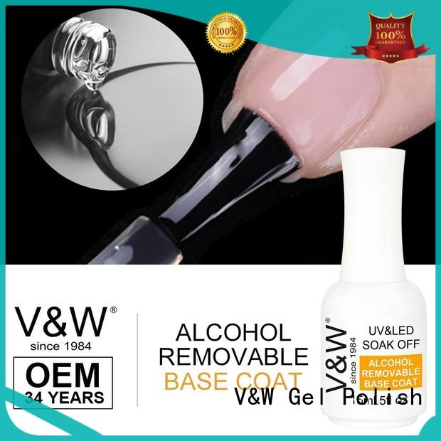 VW long lasting gel nail polish without uv varnish for office