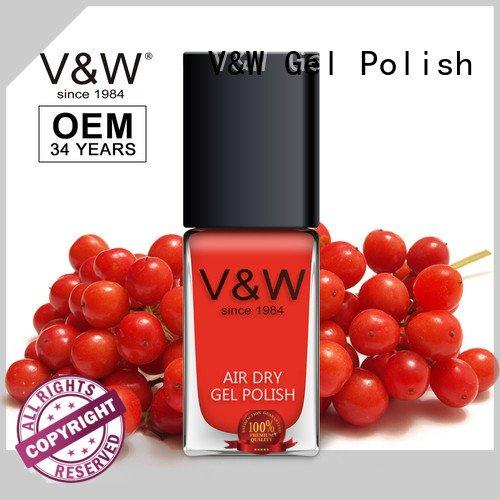 VW Gel Nail Polish Manufacturers long cuticle polish coat