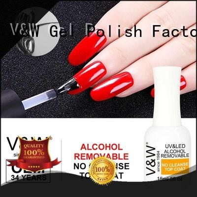 Hot Gel Polish Wholesale matte VW Brand