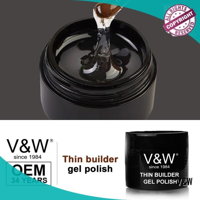 VW best gel nail polish companies for party