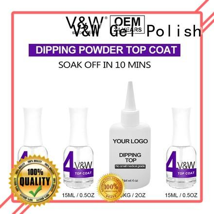 VW dip finger nail dipping easy remove for dinner