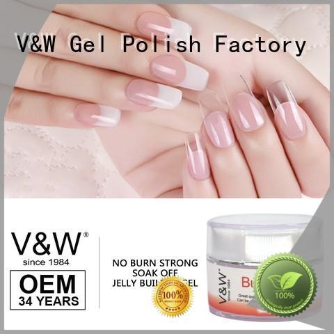 VW best cheap uv gel polish varnish for office