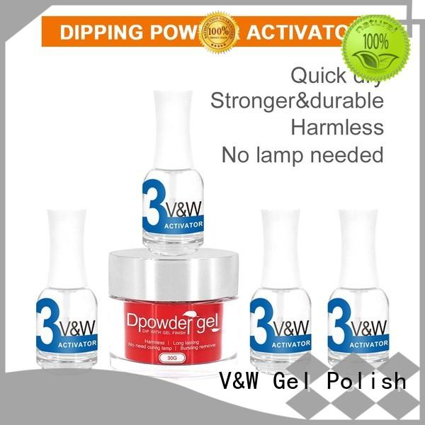 stronger nail dip powder colors 2in1 soak off for party