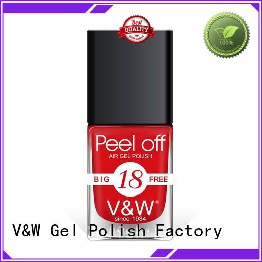 VW salon top nail polish factory for office