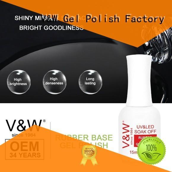 VW long lasting uv led gel clear for office