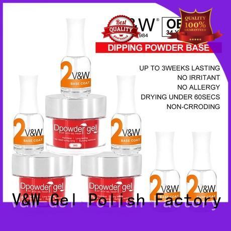 dip art dip powder polish color VW Brand