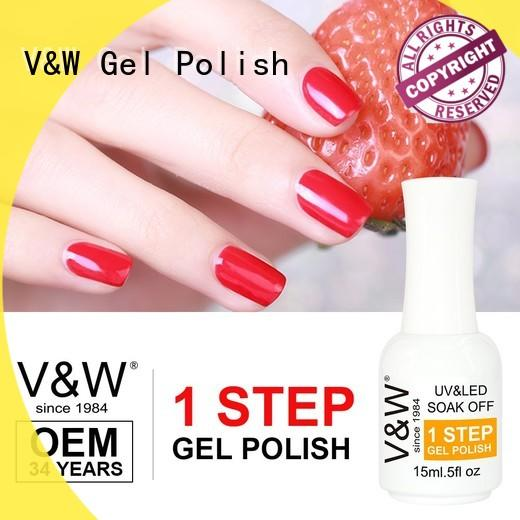 VW crystal bulk fingernail polish for work