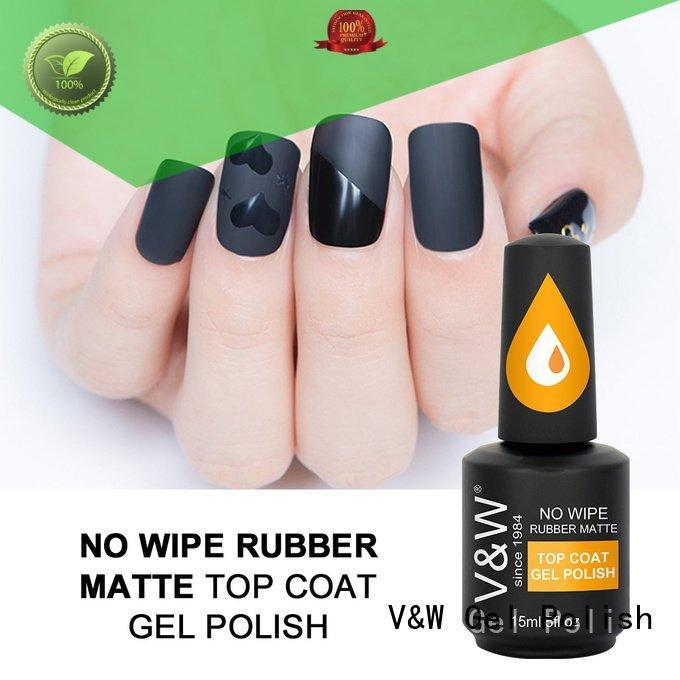 VW UV Gel Polish Wholesale effect metallic diamonds fur