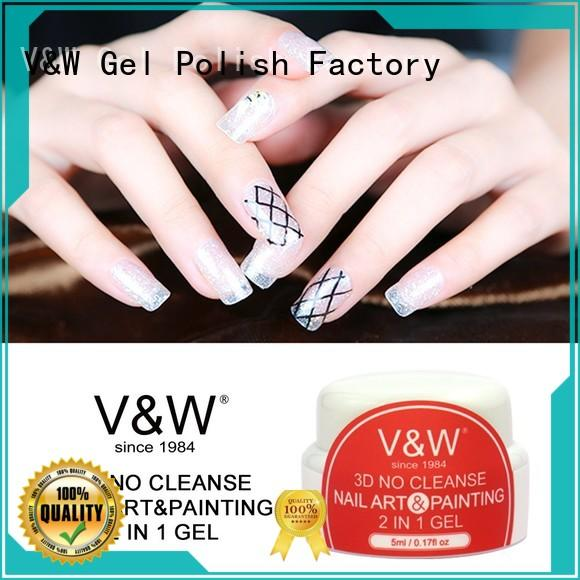VW natural opi uv nail polish mood changing for daily life