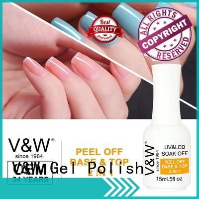 base crystal glitters Gel Polish Wholesale VW Brand
