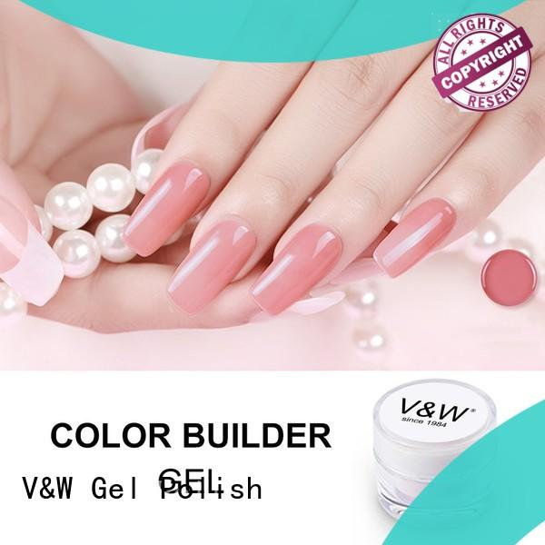 VW pigment wholesale uv gel nail polish for sale for home