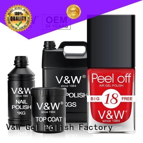top effect Gel Nail Polish Manufacturers VW