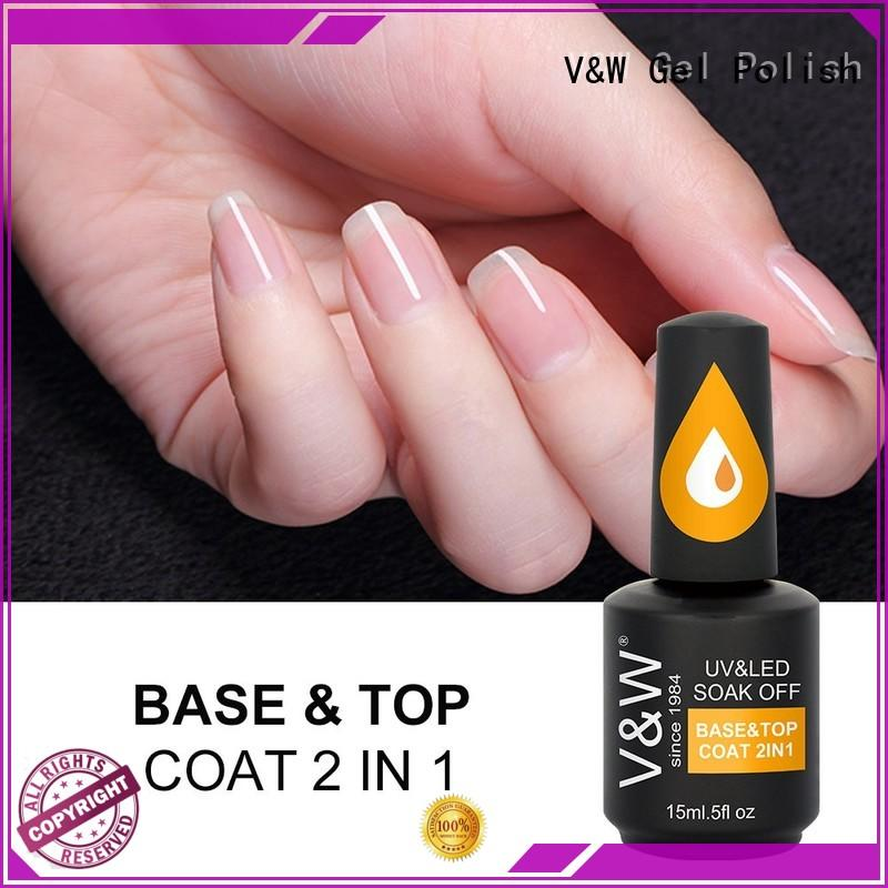 VW Brand base extend extensions Gel Polish Wholesale manufacture