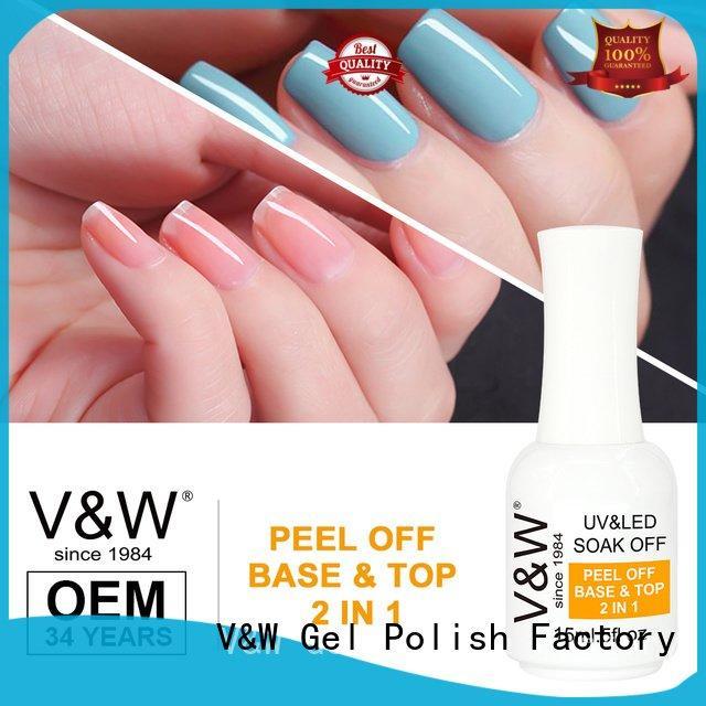 UV Gel Polish Wholesale 2in1 cleanse Gel Polish Wholesale VW Brand