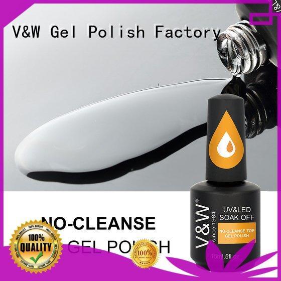 VW Brand jelly peacock acrylic Gel Polish Wholesale pearl