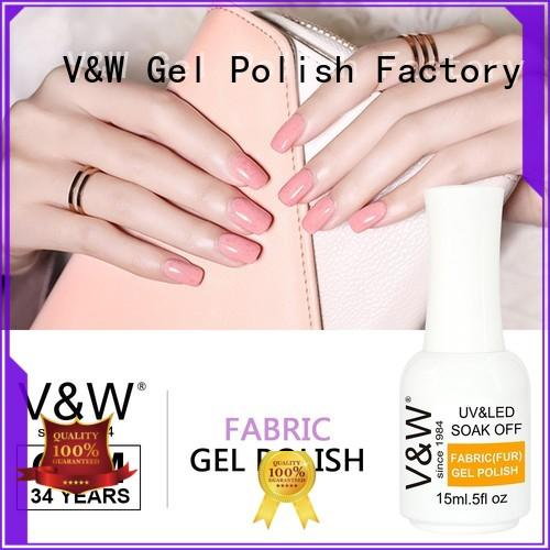 VW quick dry red nail polish bulk for sale for party